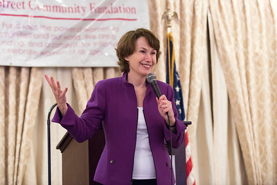 04/24/18  Wesley Bunnell | Staff  The 17th Annual Wonder of Women was held Tuesday evening at the Aqua Turf Club. Comedian Jane Condon was a guest speaker.