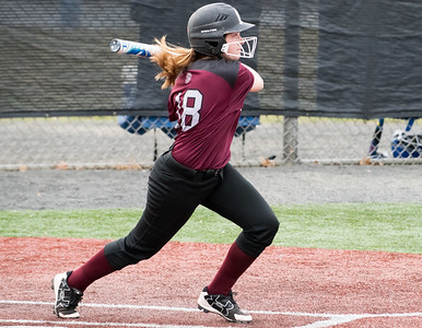04/24/18  Wesley Bunnell | Staff  Innovation softball defeated Plainville 7-6 in extra innings on Tuesday afternoon at Plainville.  Kaylee Dobransky (18).