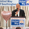 04/19/18  Wesley Bunnell | Staff<br /> <br /> The Southington United Way held their annual meeting dinner and auction at the Aqua Turf Club on Wednesday April 18. United Way of Southington Executive Director Jack Eisenmann.