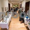 04/06/18  Wesley Bunnell | Staff<br /> <br /> Swing into Spring Makers Market was the theme of First Friday at the New Britain Museum of American Art on Friday April 6.  Vendors are shown lining the main hall on the first floor of the museum.