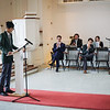 Students Speak at Chapel