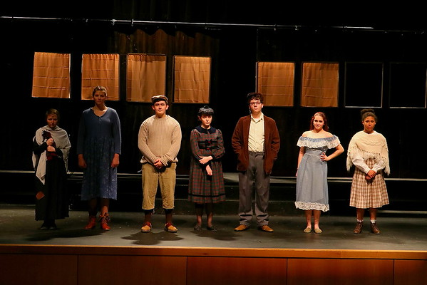 The Orphan Train - Dress Rehearsal  040218