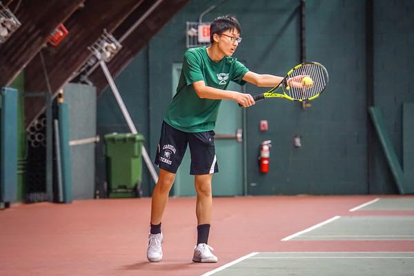 Thirds Tennis vs. Tilton School