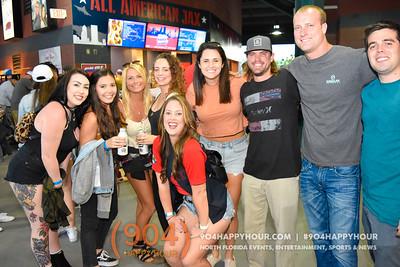 Jacksonville Jumbo Shrimp Opening Day - 4.4.19