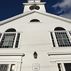 BRYAN EATON/Staff Photo. The United Methodist Church at the East Parish Meetinghouse off Salisbury Square.
