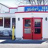 BRYAN EATON/Staff Photo. Haley's Ice Cream in Newburyport will be re-opening in two weeks under new ownership.