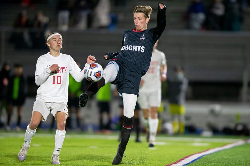 Fairview Vs Liberty Soccer