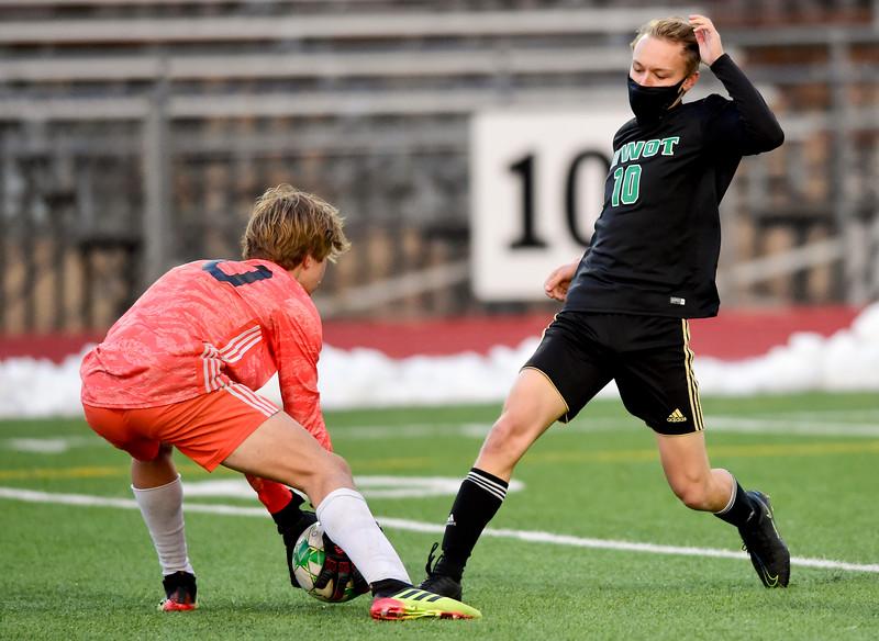 Niwot Soccer 4A Playoffs