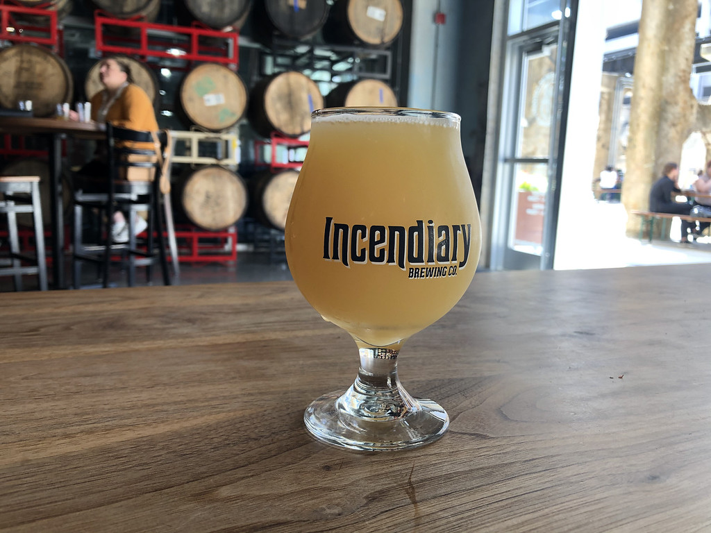 Incendiary Brewing Co.