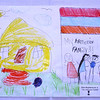 Genocide Drawing Contest: Elen Baghdasryan, 6 (a winner drawing)