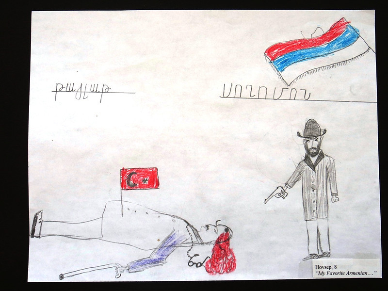 Genocide Drawing Contest: Hovsep Nersisyan, 8