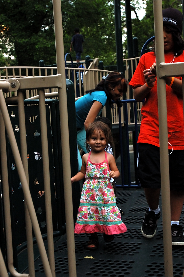 6/17/06 Boston Common and Tadpole Park
