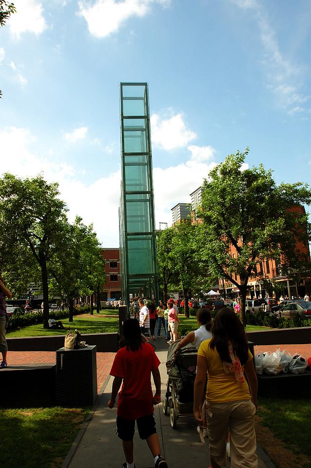 6/17/06 Boston Holocaust Memorial