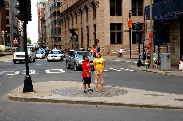 6/17/06 Boston around town