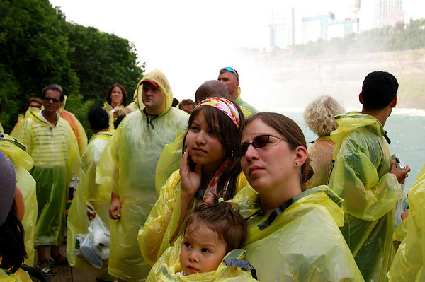 6/18/06 Niagara Falls Cave of Winds