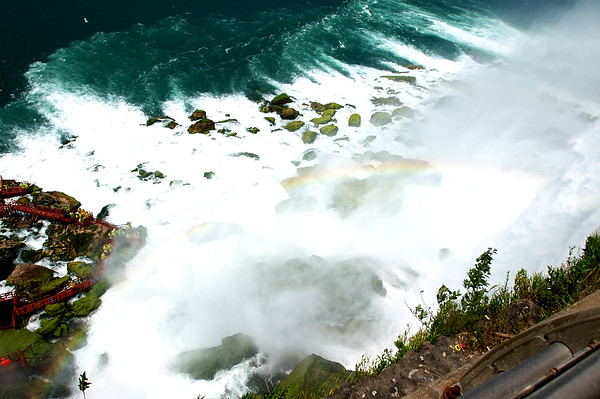 6/18/06 Niagara Falls Luna Island