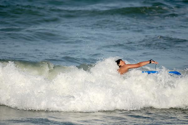 4/13/07 Family at Cocoa Beach