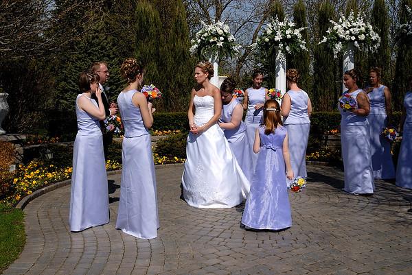 4/21/07 Swanson Wedding Reception