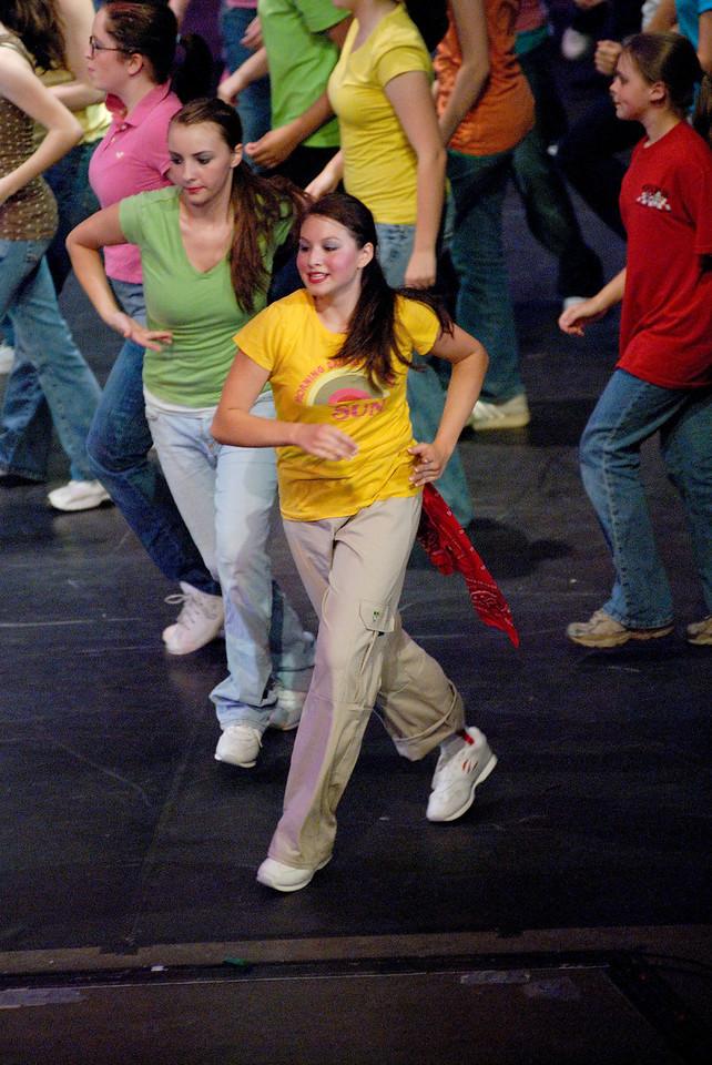 5/11/07 Emily Dance Recital Finale