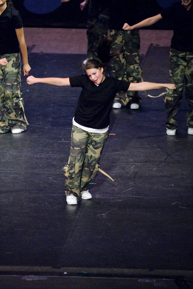 5/11/07 Emily Dance Recital Advanced hip Hop