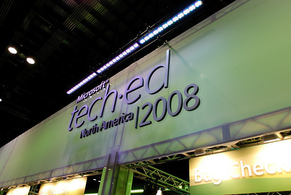 6/12/08 Microsoft TechED 2008