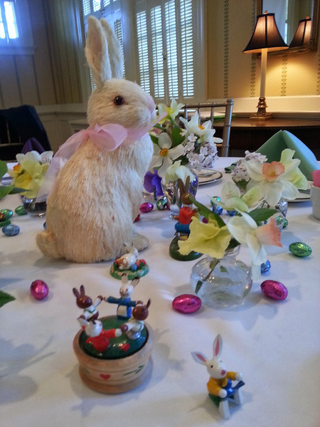 April Meeting - All Things GCA and of course, the bunnies!