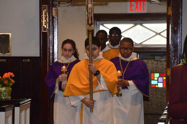 April School Mass