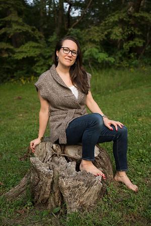 april njari portraits in the rock creek field