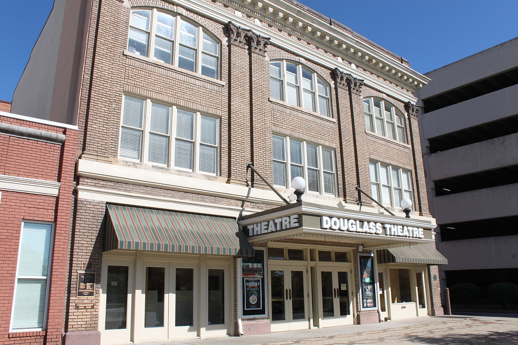 Douglass Theatre Macon