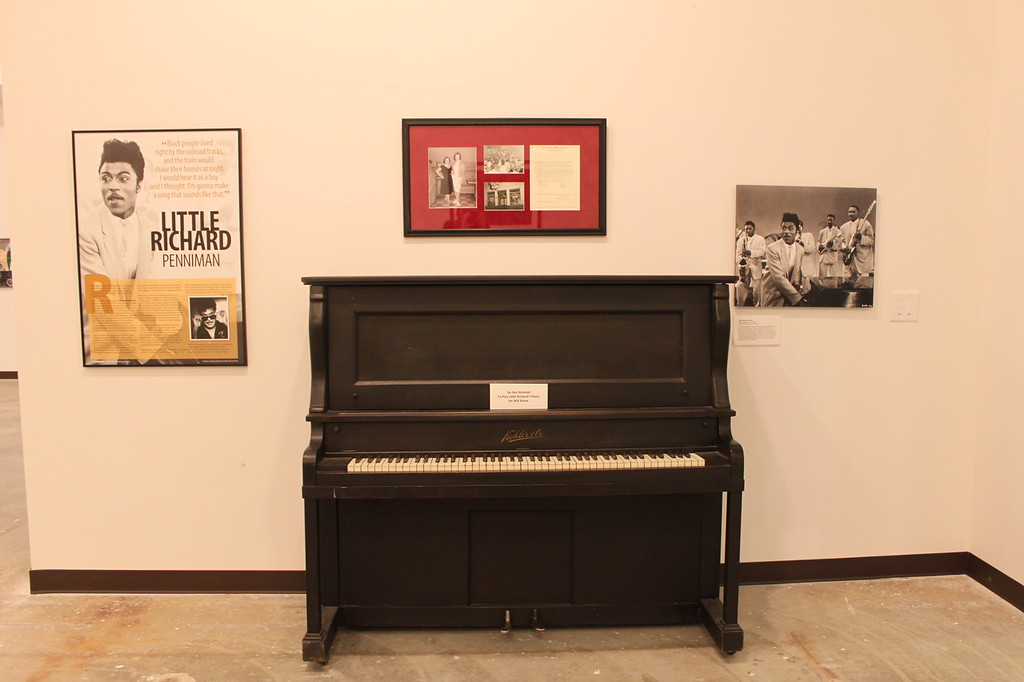 Little Richard's piano