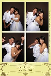 Lola & Justin's Wedding