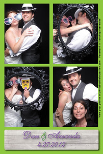 Dan & Amanda's Wedding