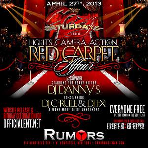 4-20-13 DJ PRECISE & L-BOOGS Rumors Nightclub