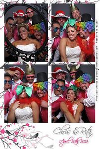 Chris and Rita's Wedding