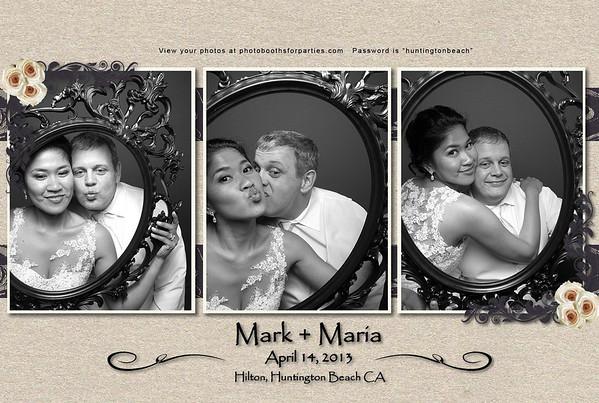 Mark & Maria
