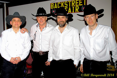 Gary Okrainek, Terry Kole, Greg MacEacheran, Richard Likely - Backstreet Affair - Sands Dance 117