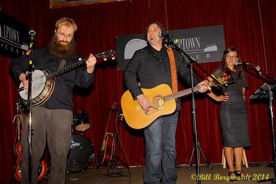 Sean Hillaby, Jimmy Whiffen, Michelle Beaudreau - Uptown Folk Club