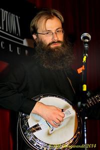 Sean Hillaby - Jimmy Whiffen - Uptown Folk Club