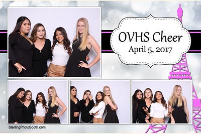 OVHS Cheer