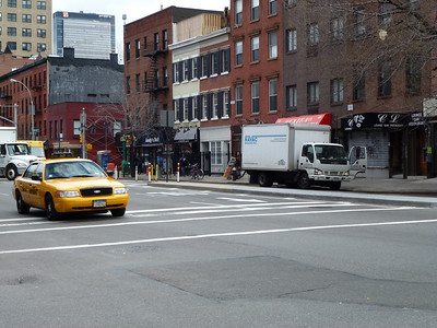 Chelsea Streets (near 18th & 23rd Streets)