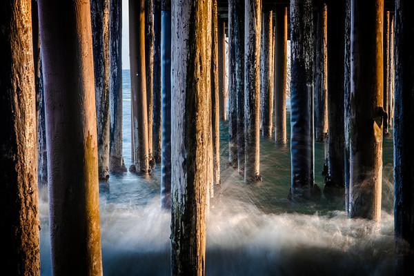 Seacliff Pier Pylon jumble