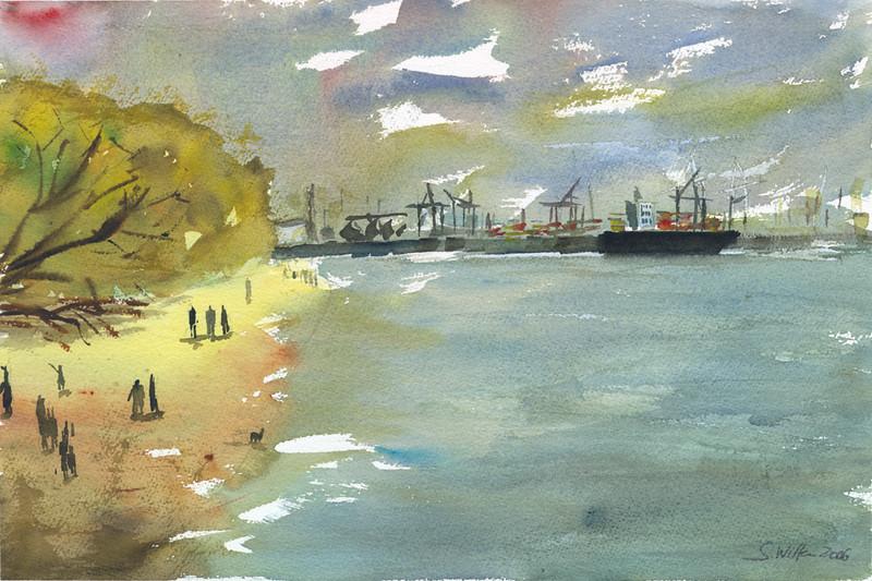 Elbe Strand