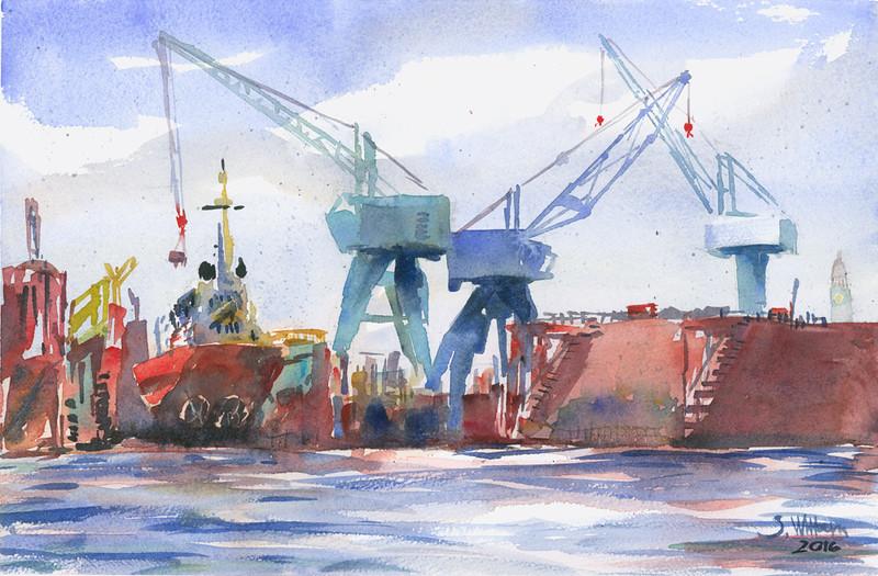 Werft