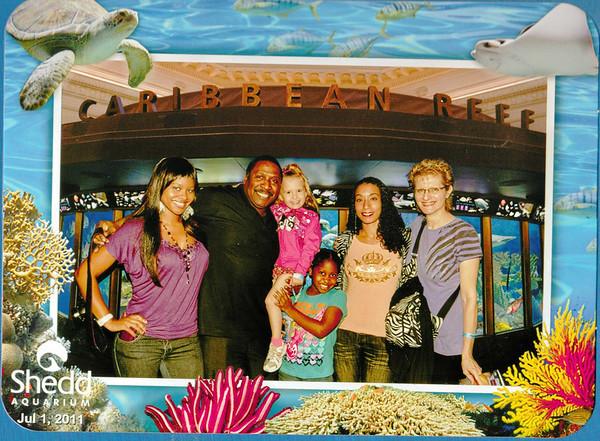 20110701 Shedd Aquarium,BGSC,Giodorno's - Chicago