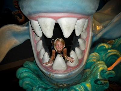Camden Aquarium - August 2010