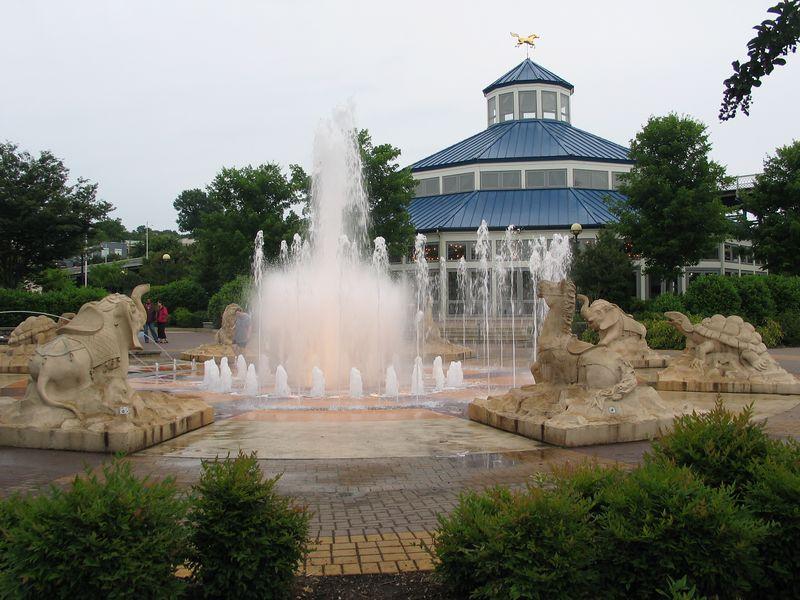 Chattanooga Tenneessee Aquarium