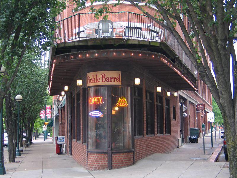 Pickle Barrel Restaurant and Bar
