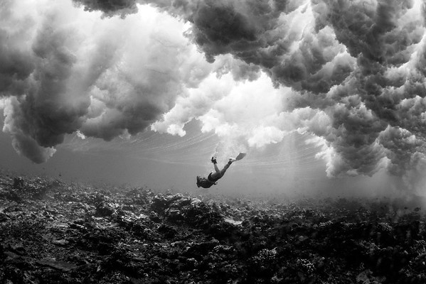 Underwater Storm