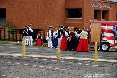35th Annual Aquidneck Island Police Parade - Newport, Rhode Island