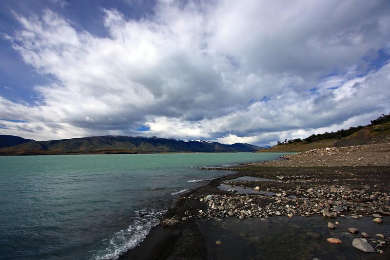 Brazo Rico do Lago Argentino